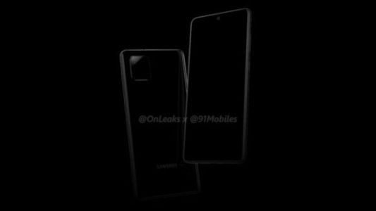 Samsung Galaxy Note 10 Lite Design Depicted In Several Renders