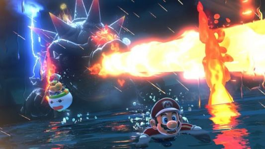 Come Watch The Reveal Of Bowser's Fury In Super Mario 3D World