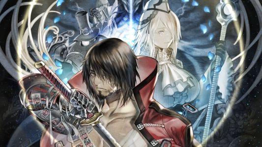 Inti Creates is making another retro Bloodstained spinoff game