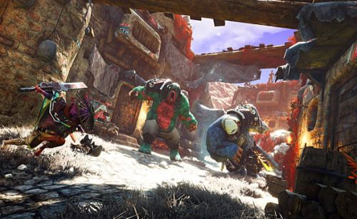THQ Nordic Announces Biomutant Release Date, Collector's Editions
