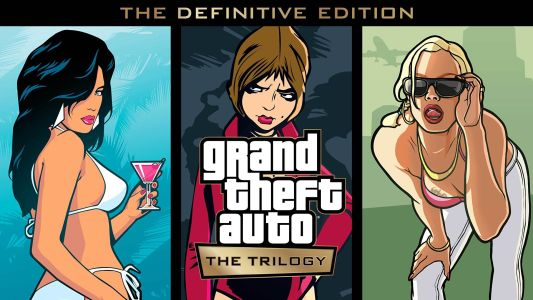 Grand Theft Auto: The Trilogy - The Definitive Edition officially announced