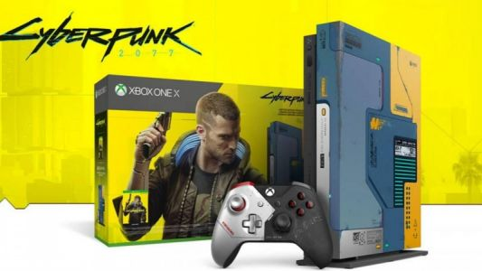 Cyberpunk 2077 Xbox One X Bundle Includes First DLC