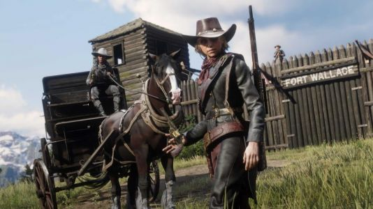Bounty Hunters Expansion Coming to Red Dead Online