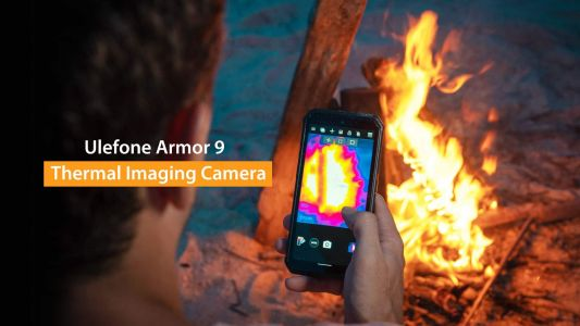 Promo Video Shows Off Ulefone Armor 9 Thermal Imaging Camera