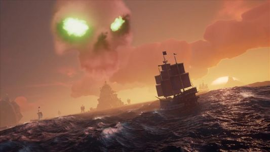 Sea of Thieves Steams ahead on Valve's store