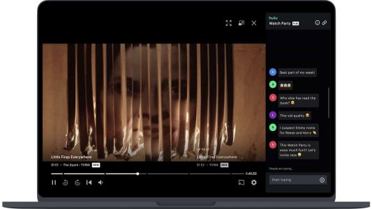 Hulu Is Testing A Watch Party Feature, Complete With Chat Room