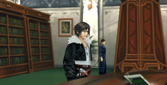 There's hope for a Final Fantasy VIII Remake, and a Square producer says it should be done by young developers