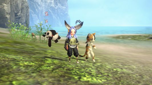 Blade & Soul: Revolution review - an idle game wearing an MMORPG mask