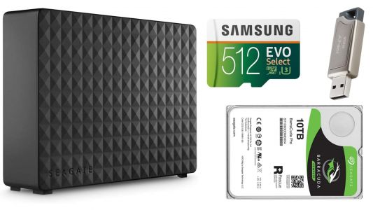 Prime Day Deal: Save Up To 47% On Storage & Memory For Your Devices