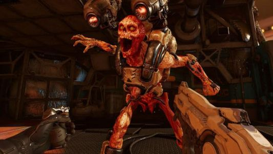 Doom Dev id Software Working on a VR Game, According to Rating by Australian Classification