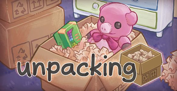 Unpacking is a Zen Puzzle Game That Makes Order Out of Chaos