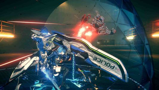 Astral Chain - S+ Rank Gameplay Reveals Sick Combos