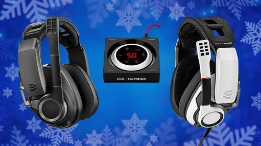 Giveaway: Win some EPOS | SENNHEISER gear in this PC Gamer and SpecialEffect holiday contest