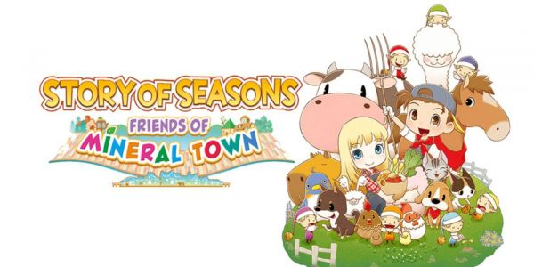 Story of Seasons: Friends of Mineral Town Is Already Available in Japan