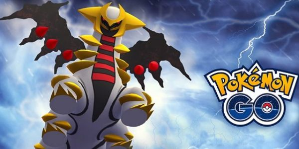 Pokemon GO: Altered Forme Giratina Returning to Legendary Raids