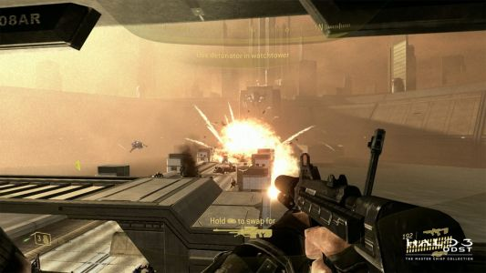 Halo 3: ODST now available for PC with Halo: The Master Chief Collection