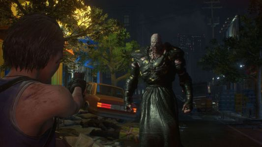 Nemesis clearly isn't following social distancing guidelines