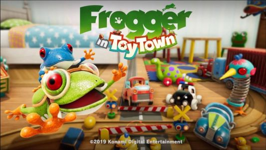 Review: Frogger in Toy Town