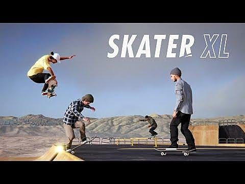 Skater XL Multiplayer Grinds Into Open Beta on PC