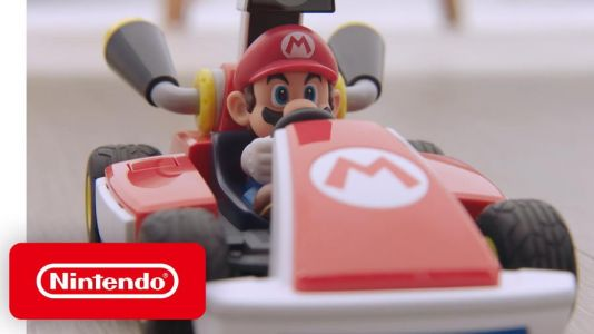 Mario Kart Live: Home Circuit Gets Launch Trailer