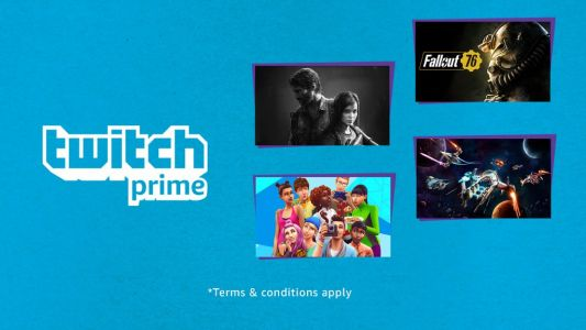 Continue the Prime Day celebration with a free game offer* from Twitch Prime!