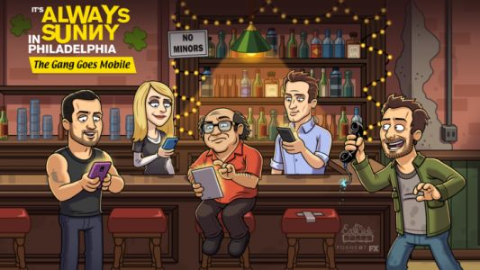 The Gang Sells Out: 'It's Always Sunny in Philadelphia' is getting a mobile game