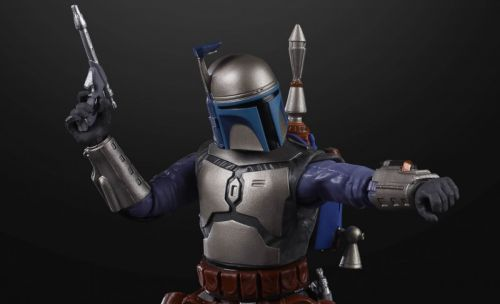 Hasbro Is Releasing A Gaming Greats Jango Fett Action Figure