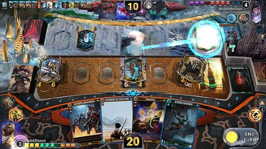 Mythgard's Second Expansion, The Winter War, Adds 140 Cards to the CCG
