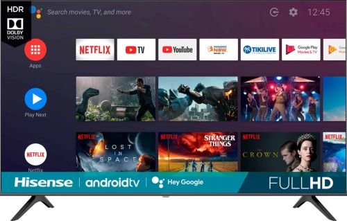 Grab This $199 Hisense 43-Inch 1080p Android TV In Time For Super Bowl 55