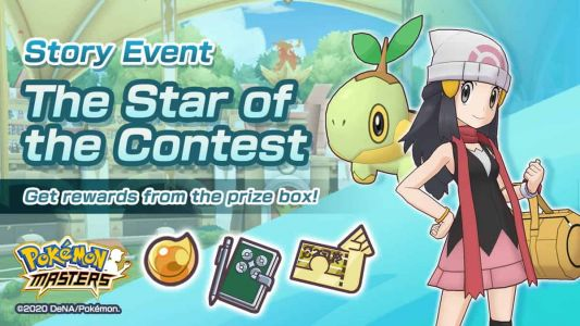 New Sync Pair & Other Content Enters Pokémon Masters Today