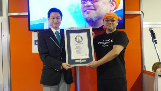 Hamster Corporation and Hideki Kamiya receive World Records for retro re-releases