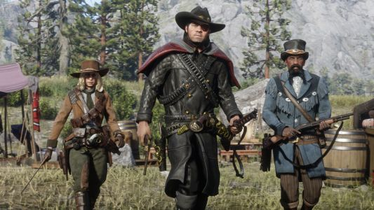 Red Dead Online Standalone Version Announced, Out on December 1st