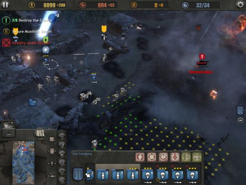 Company of Heroes iPad Review