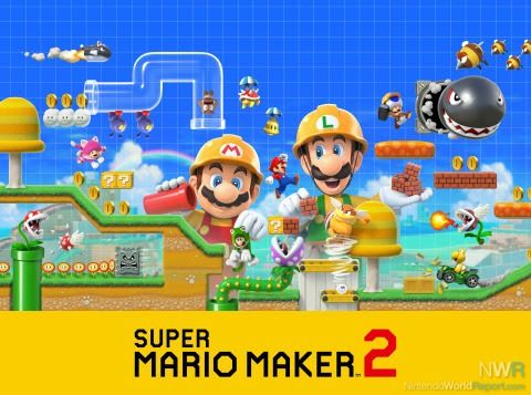 Super Mario Maker 2 Direct Recap