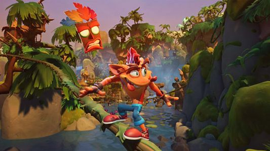 Crash Bandicoot 4 Will be Massive, Could Include Microtransactions