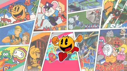 Namco Museum Archives Vol. 1 and 2 Leaked on Microsoft Store