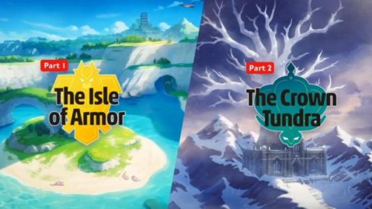 Two Real World Locations Inspired the Pokémon Sword and Shield Expansion