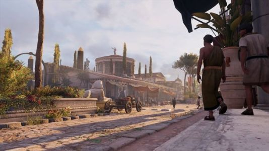 Assassin's Creed Discovery Tours Are Free For A Week