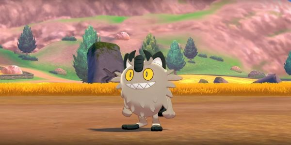 How to Get the Different Meowths in Pokemon Sword and Shield
