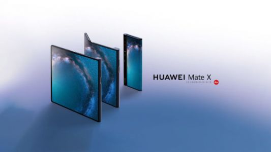 Huawei's Mate X Foldable Handset May Be Unleashed On October 23