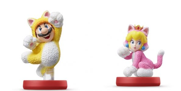 Super Mario 3D World on Switch will host two amiibo when it arrives in 2021