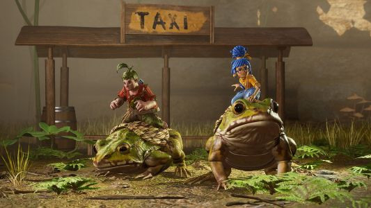 It Takes Two is a blast and I hope Hazelight keeps making co-op games forever
