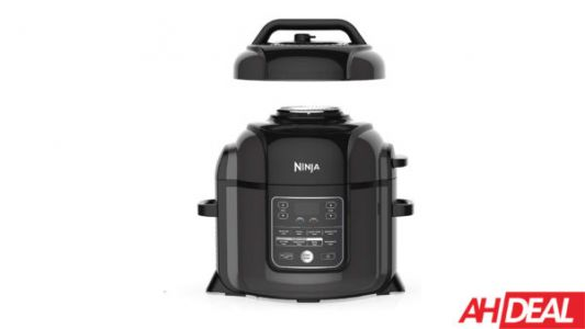 Ninja Foodi 8Qt All-In-One Multi-Cooker For $170 - Amazon Cyber Monday 2019 Deals