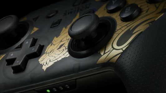 New Monster Hunter Rise Nintendo Switch Console And Pro Controller Revealed