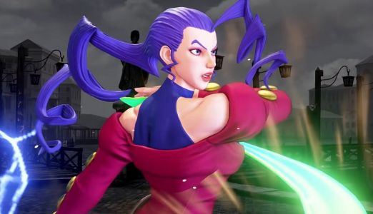 I'm so excited to reunite with Rose in Street Fighter V today