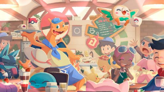 Review: Pokemon Cafe Mix