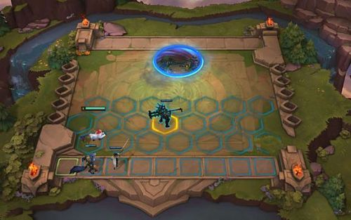 League of Legends Follows Auto Chess Trend with Teamfight Tactics