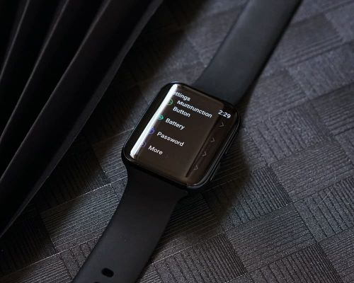 OPPO Smartwatch Render Appears Touting Curved Screen
