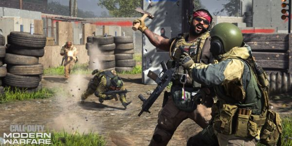 Call of Duty: Modern Warfare Battle Royale Details Datamined