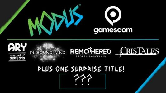 Modus Games to Announce New Game At Gamescom 2020 Opening Night Live